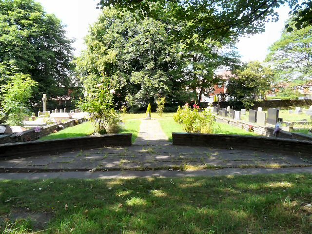 Hyde Chapel Garden of Remembrance