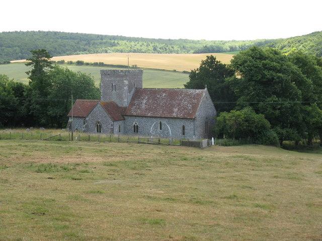 All Saints Church, East Dean