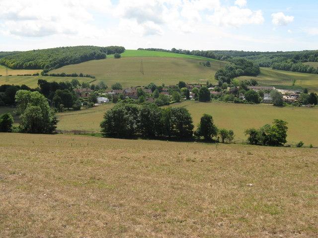 East Dean village