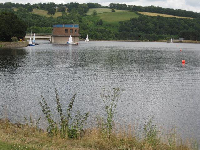Trimpley Reservoir, Worcestershire
