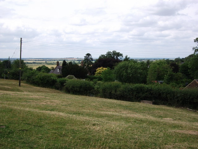 View from near the base of Hardwick Hill