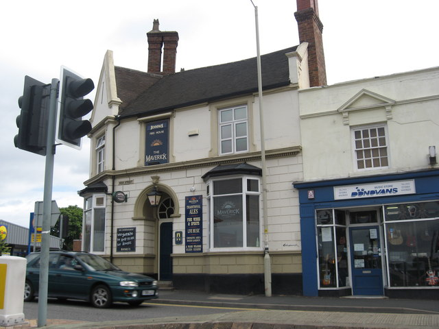 The Maverick Public House, Amblecote