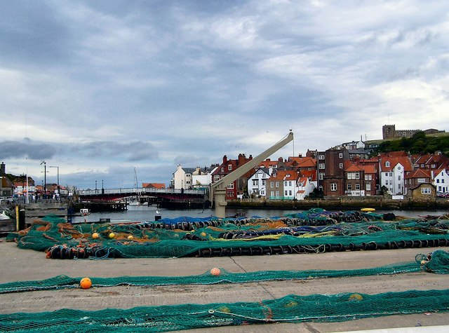 Whitby Inner Harbour
