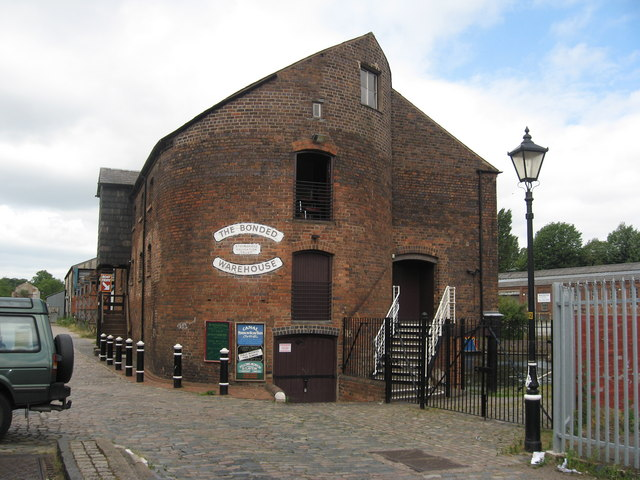 Bonded Warehouse, Stourbridge