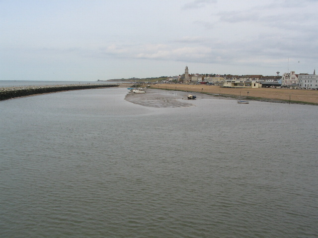East from the pier, Herne Bay