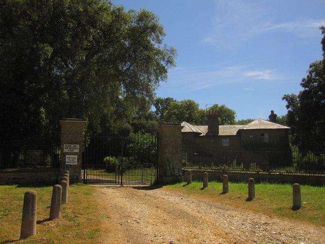 Church Lodge, Holkham Park
