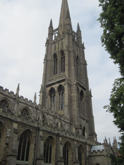 St James Church from the north