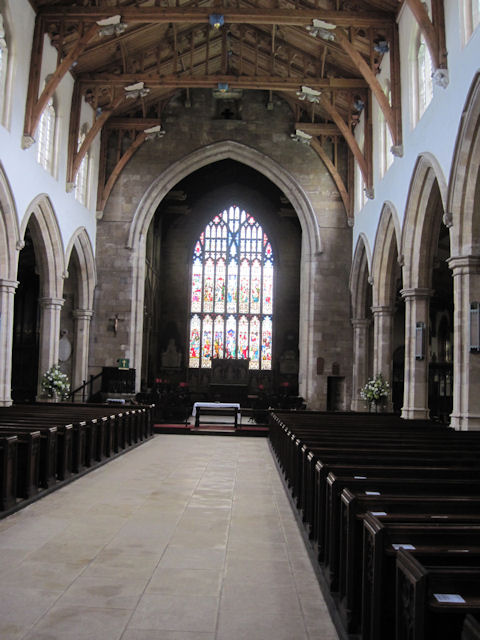 St James Church interior