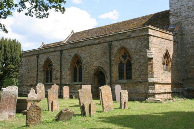 Chapel on the church