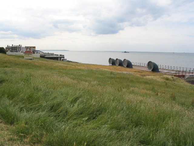 East end of Herne Bay