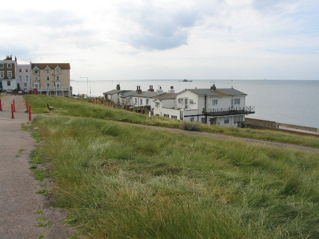 Coastguard buildings, Herne Bay