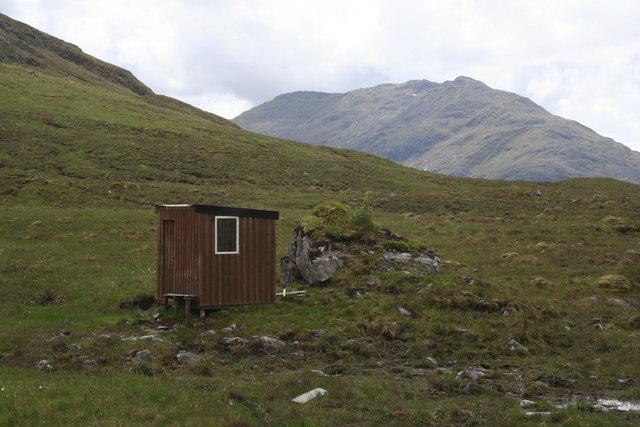 Shelter, Coire Reidh