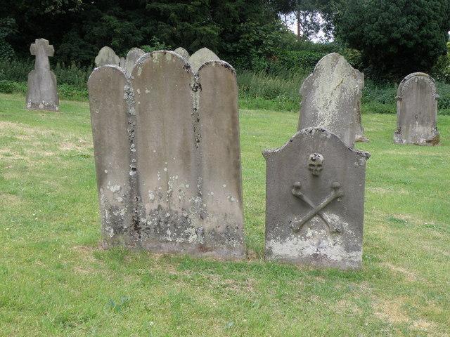 Gravestone  St  Giles  Church  Chollerton (2)