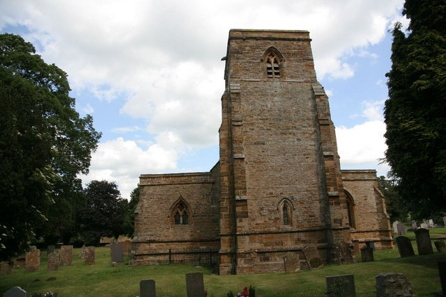 The Tower on All Saints