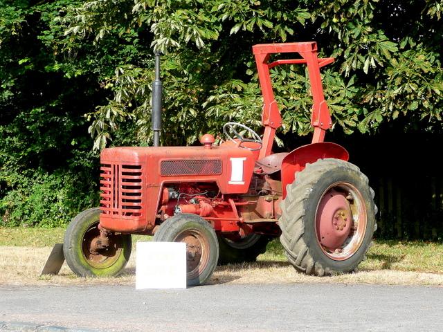 International Harvester tractor for sale