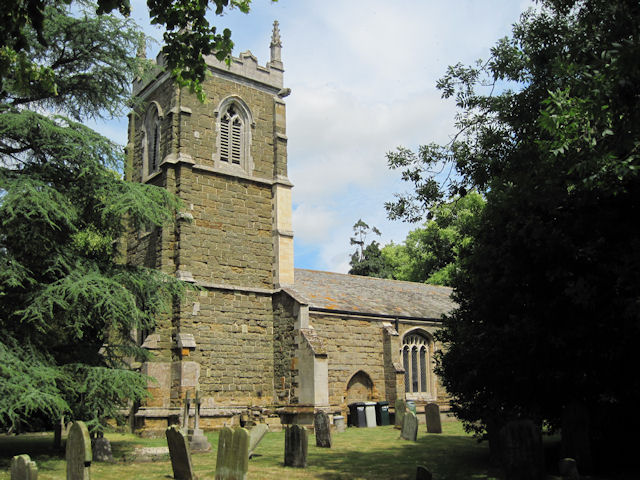 St Mary's Church Manby