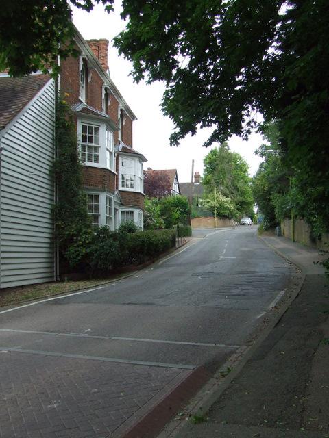 Vantorts Road