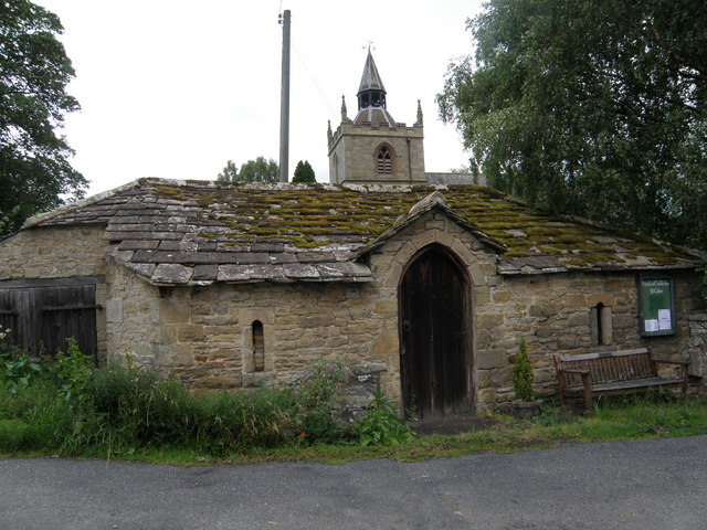 Hearse  House  and  Stable,   Chollerton