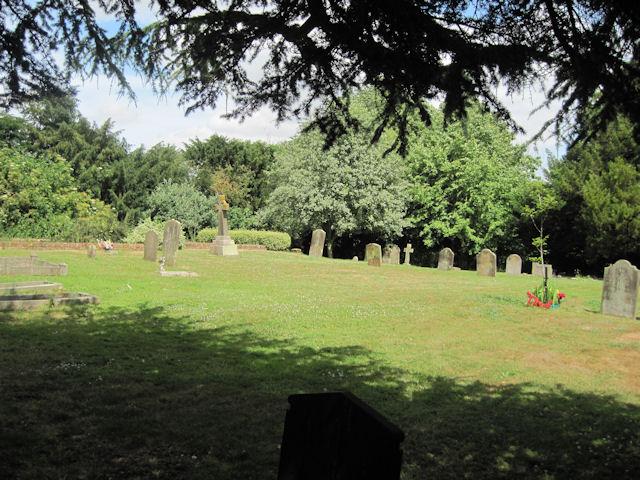 St Edith's Churchyard