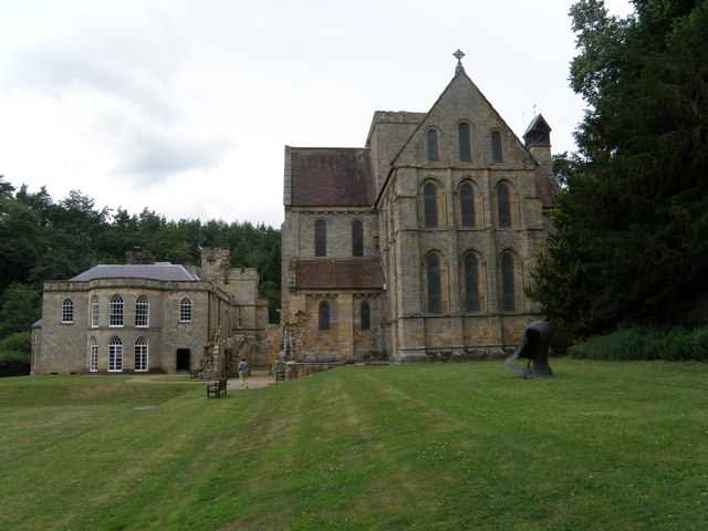 Brinkburn  Priory  and  Manor  House