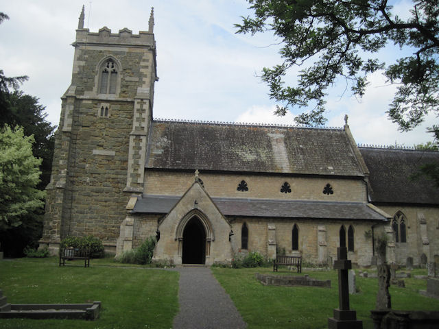 Great Carlton church