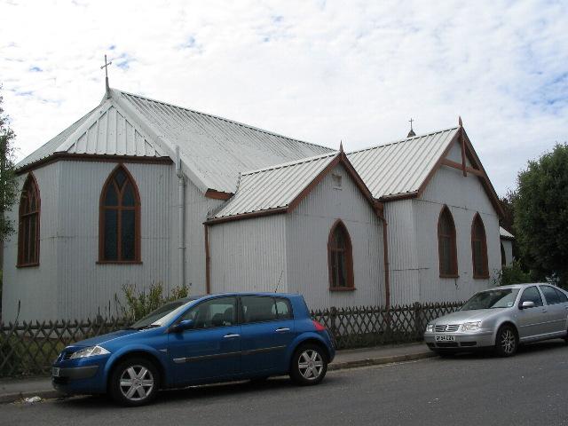 St Michael's, Stade Street