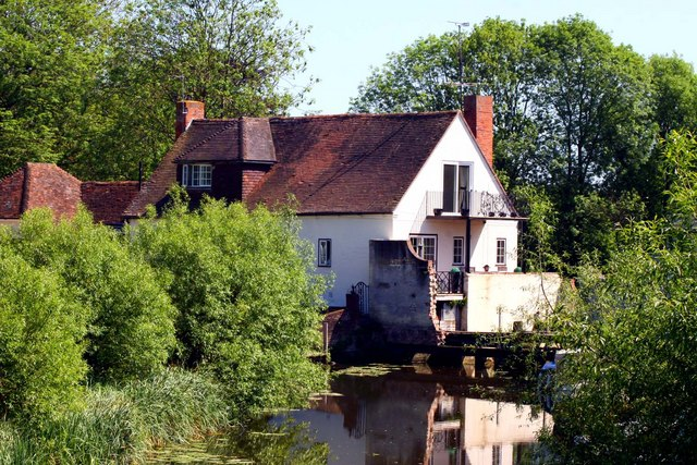 The mill at Benson