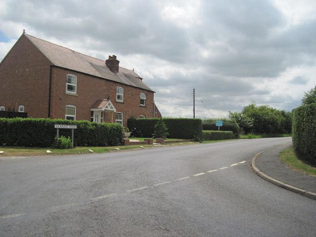 Great Carlton crossroads
