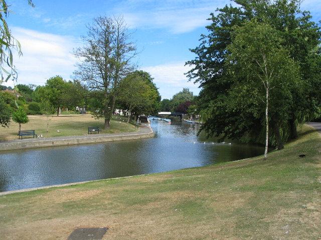 Military Canal, Hythe