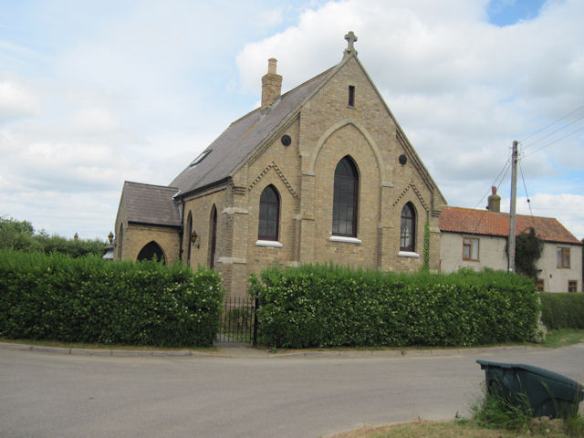 Converted chapel at Gayton le Marsh