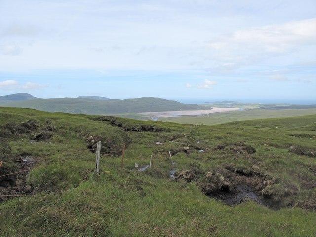 Western Slopes of Beinn Spionnaidh