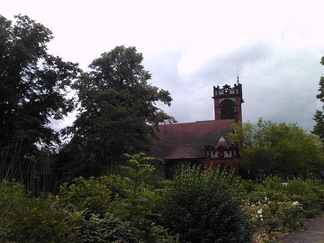 Braemar Avenue Baptist Church, Bounds Green Road, Wood Green