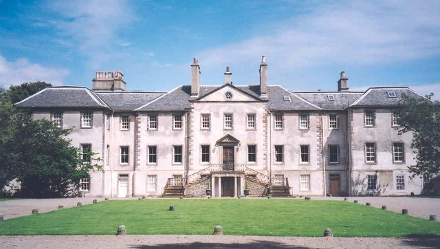 Newhailes House, Midlothian