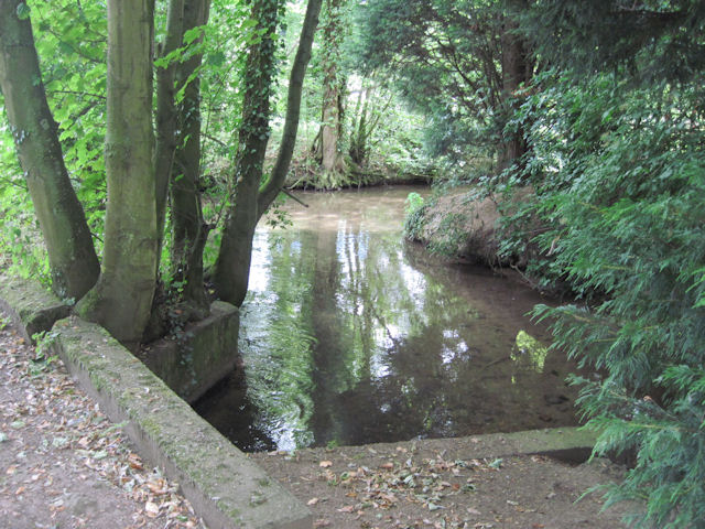 Mill Stream at Claythorpe