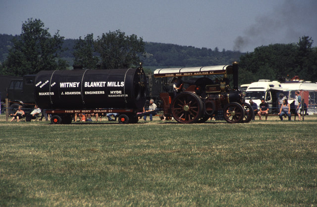Much Marcle Steam Rally 2005