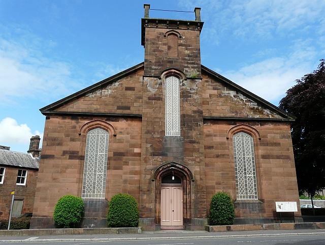 St. Andrew's Parish Church of Scotland, Annan