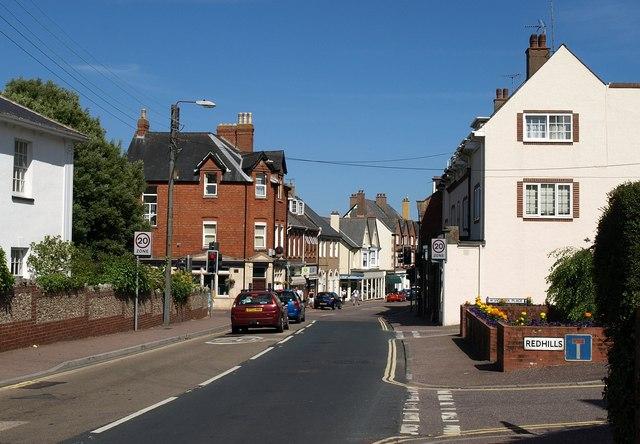 West Hill, Budleigh Salterton