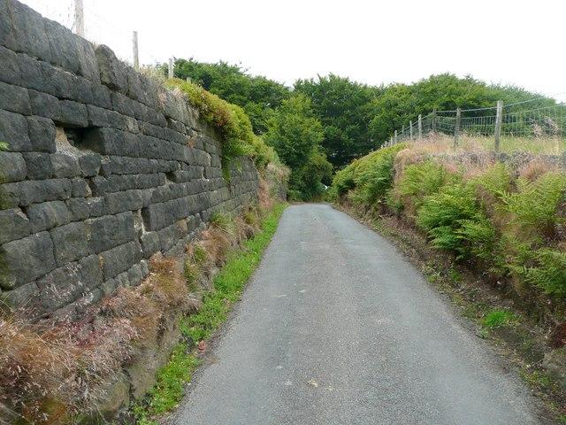 Doghouse Lane, Todmorden