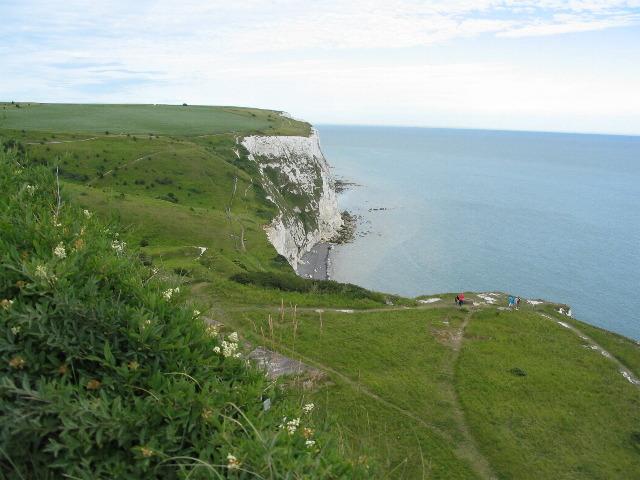 Langdon Hole, Dover