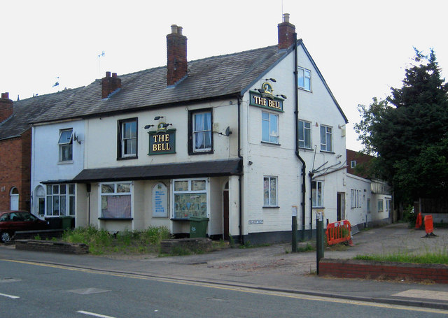 The Bell (former public house), 49 Droitwich Road