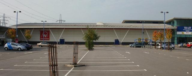 Former Woolworths premises, 28East Retail Park, Newport