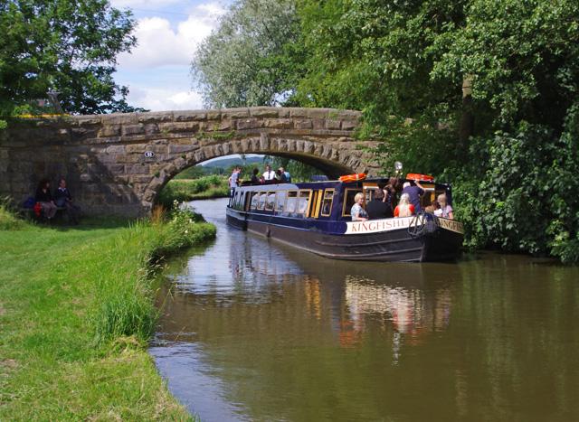 Bridge 53, Lancaster Canal