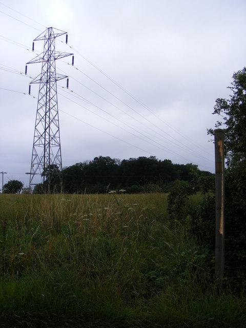 Footpath to the B1116 Woodbridge Road & Kettleburgh Road