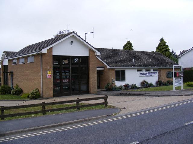 Framlingham Fire Station