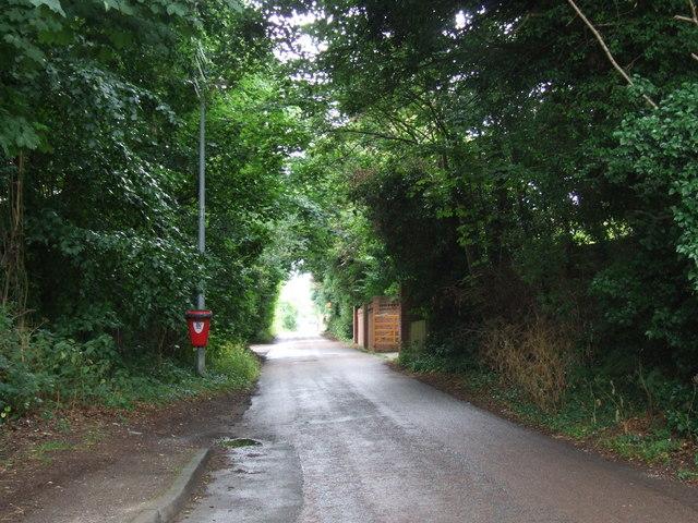 Pilgrims Road, North Halling