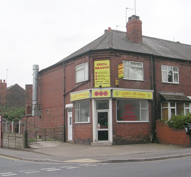 China Dragon Takeaway - Castleford Road