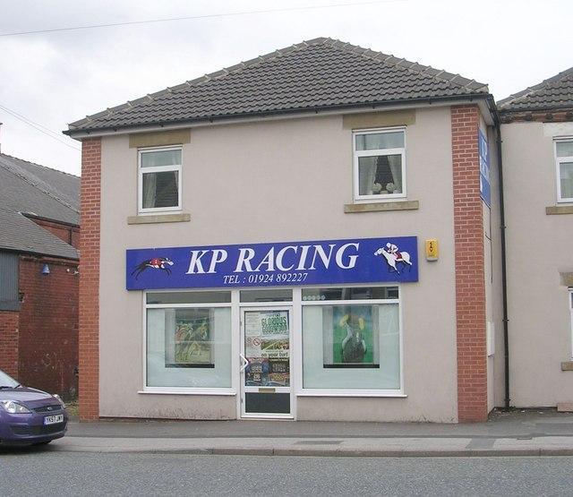 K P Racing - Castleford Road