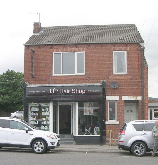 J J's Hair Shop - Castleford Road