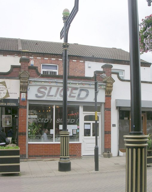 Sliced! Sandwich Shop - High Street
