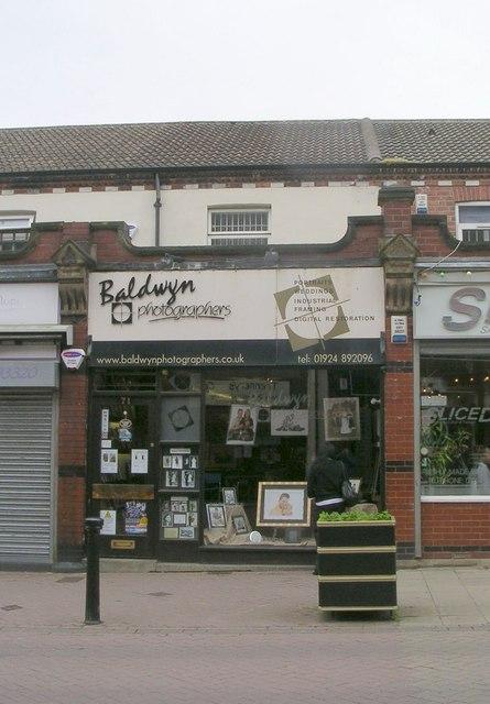 Baldwyn Photographers - High Street